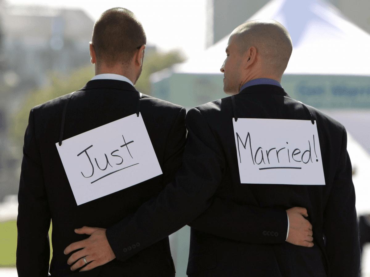 Same sex marriage consultation