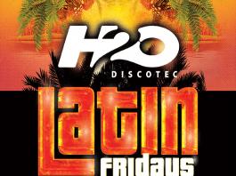 Latin Party, Tucson, h2o