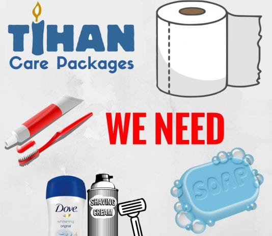 TIHAN Care Packages