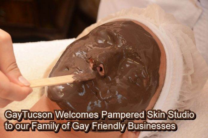 GayTucson Welcomes Pampered Skin Studio to our Family of Gay Friendly Businesses