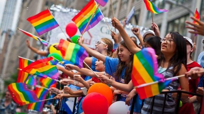 Tucson Pride Parade 2018