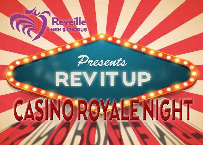 REV IT UP Reveille Men's Chorus Annual Fundraiser